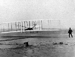 Photo of 1903 flight