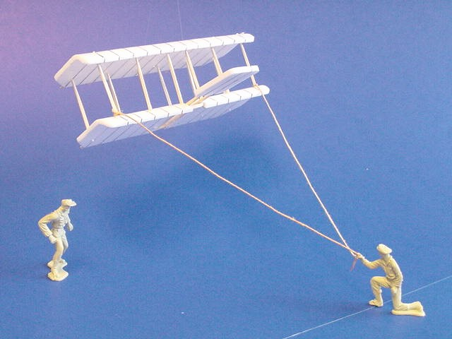 Wright 1900 aircraft model