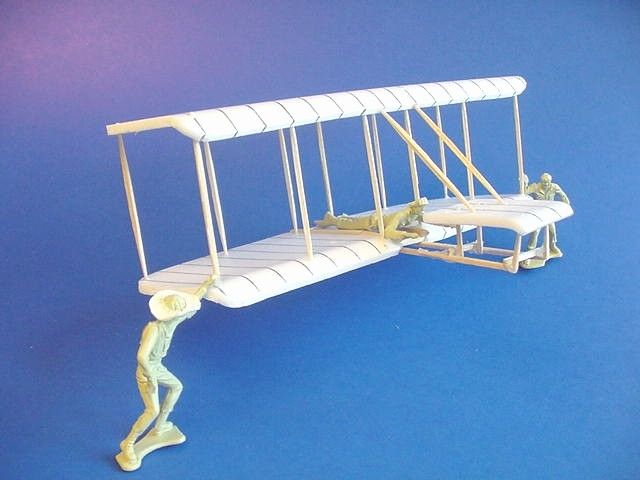 Wright 1901 aircraft model
