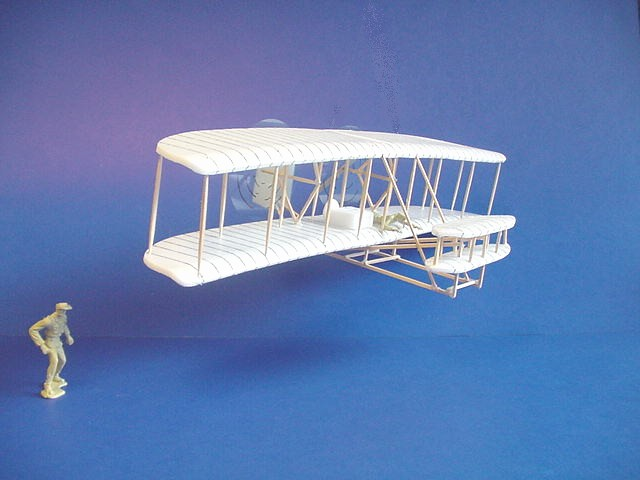 Wright 1903 aircraft model